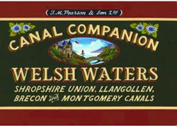 Pearson Canal Companion - Welsh Waters